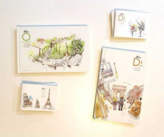 Sasi Sketch Books